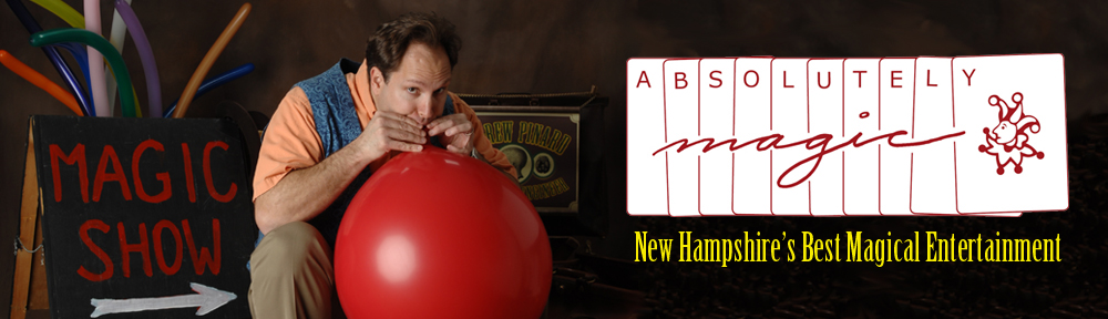 New Hampshire (NH) Magician Andrew Pinard